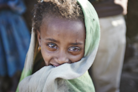 Péče o zrakově postižené v Africe